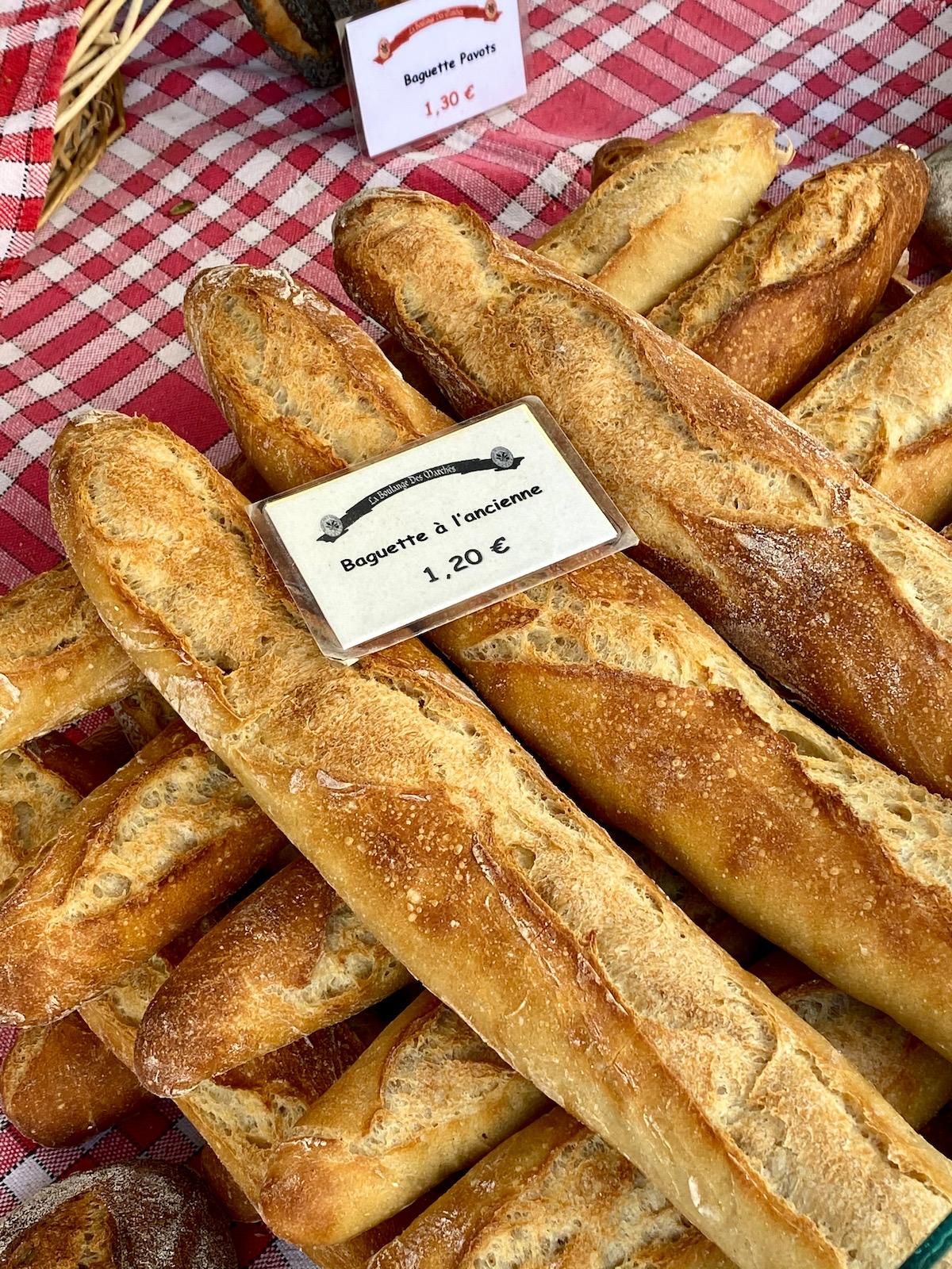 my favorite baguette