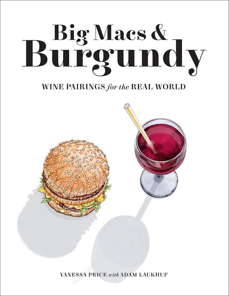big macs and burgundy book