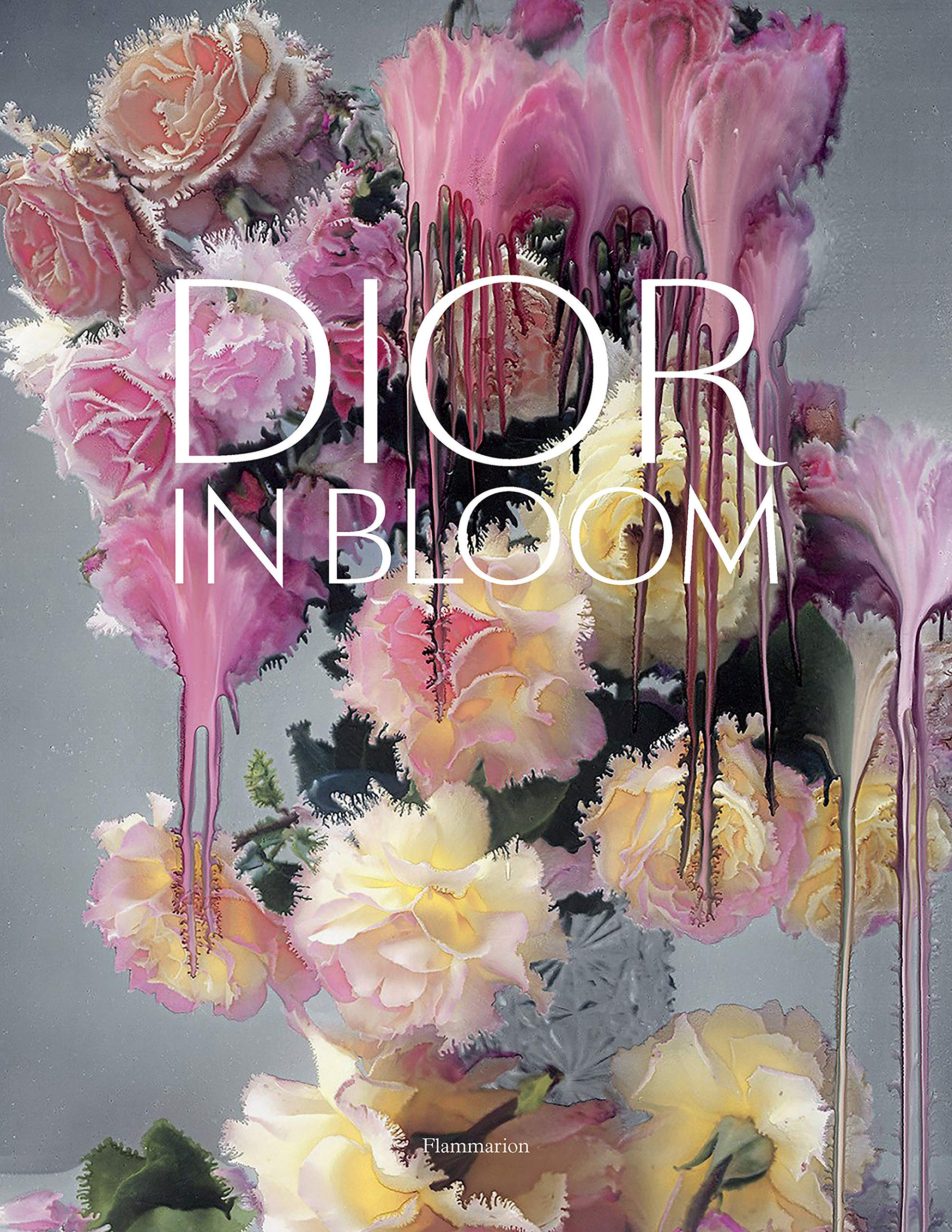 dior in bloom coffee table book