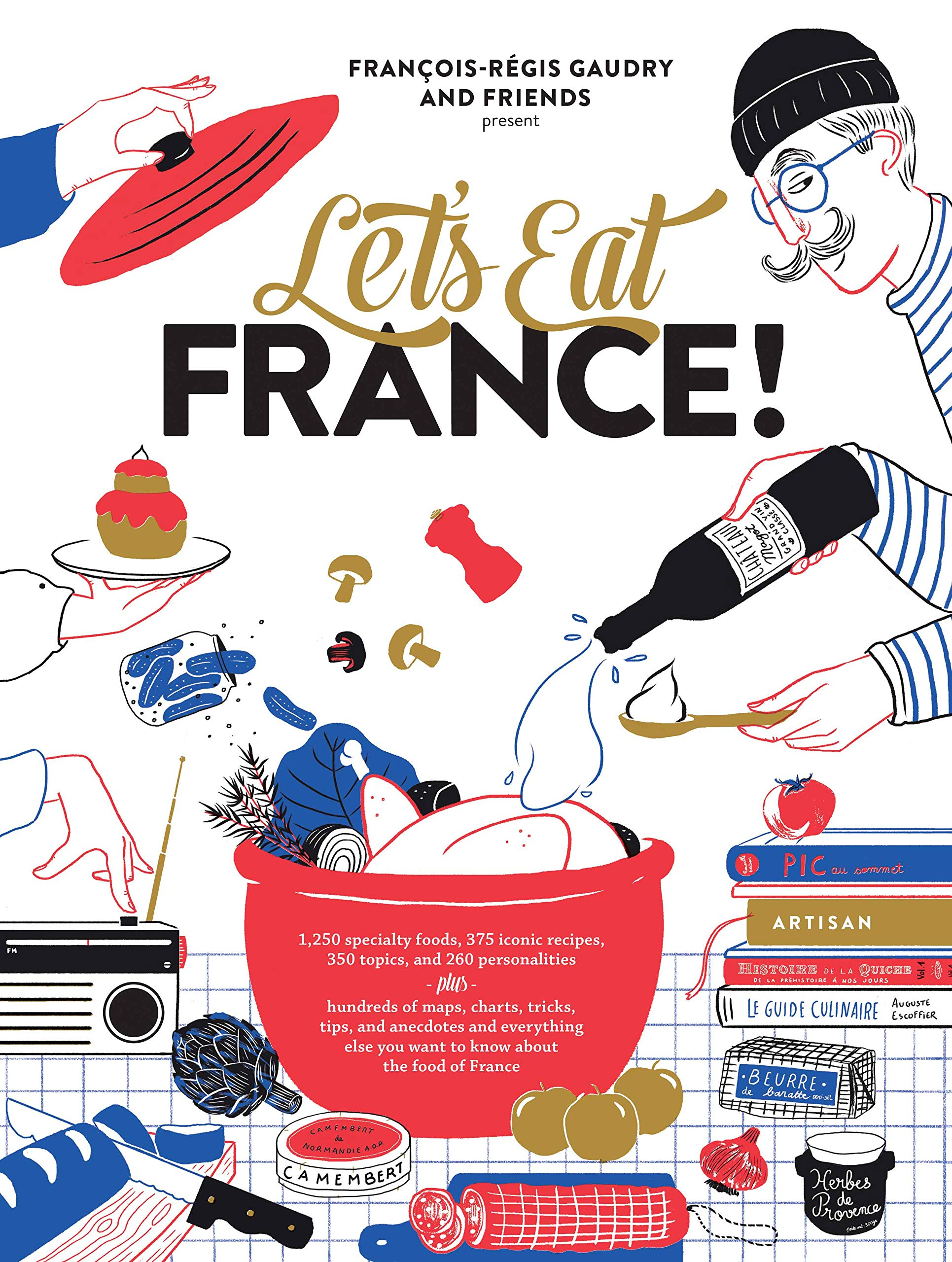let's eat france book