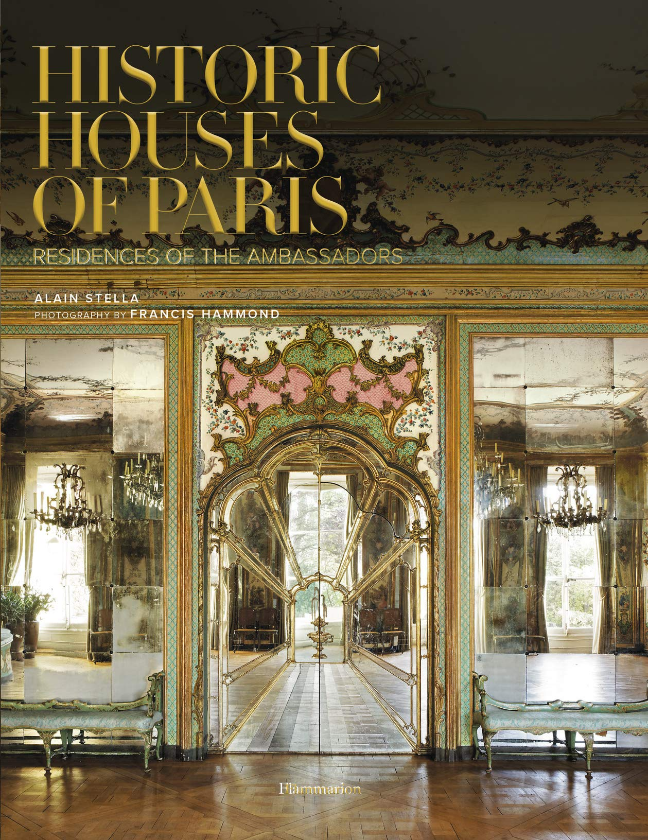 historic houses of paris book