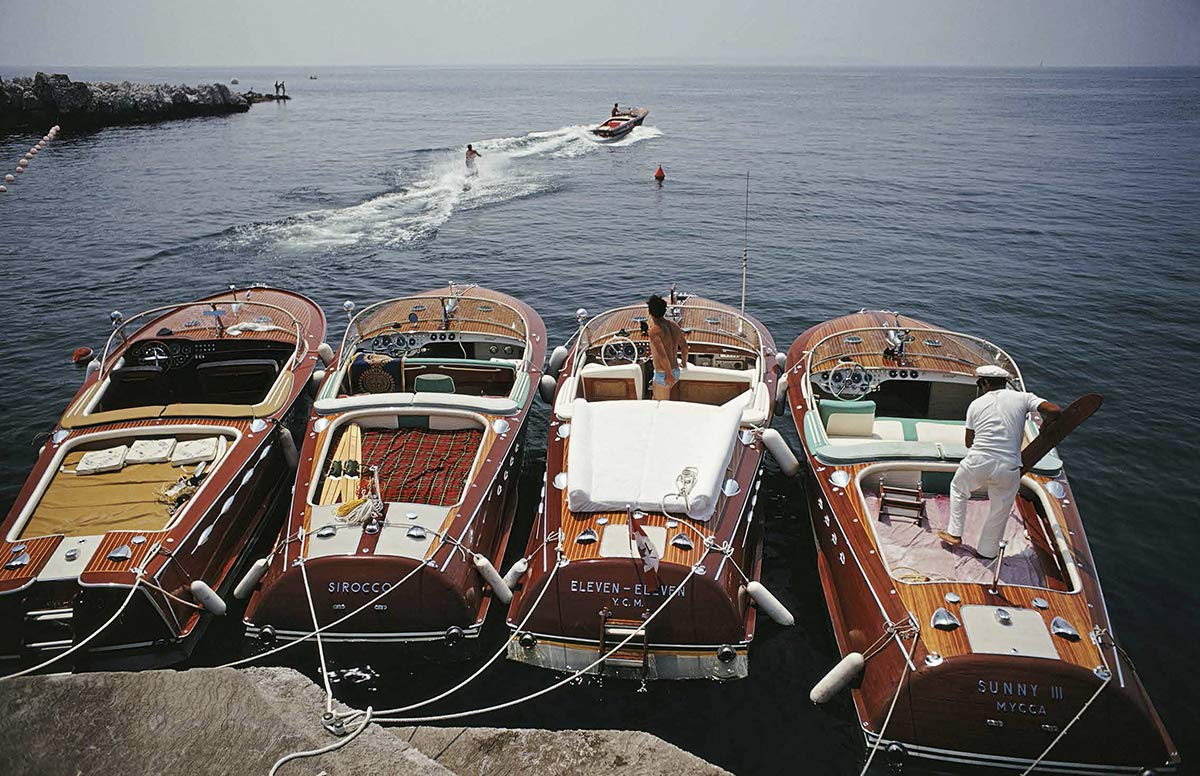 Hotel du Cap-Eden-Roc: A Timeless Legend on the French Riviera Book