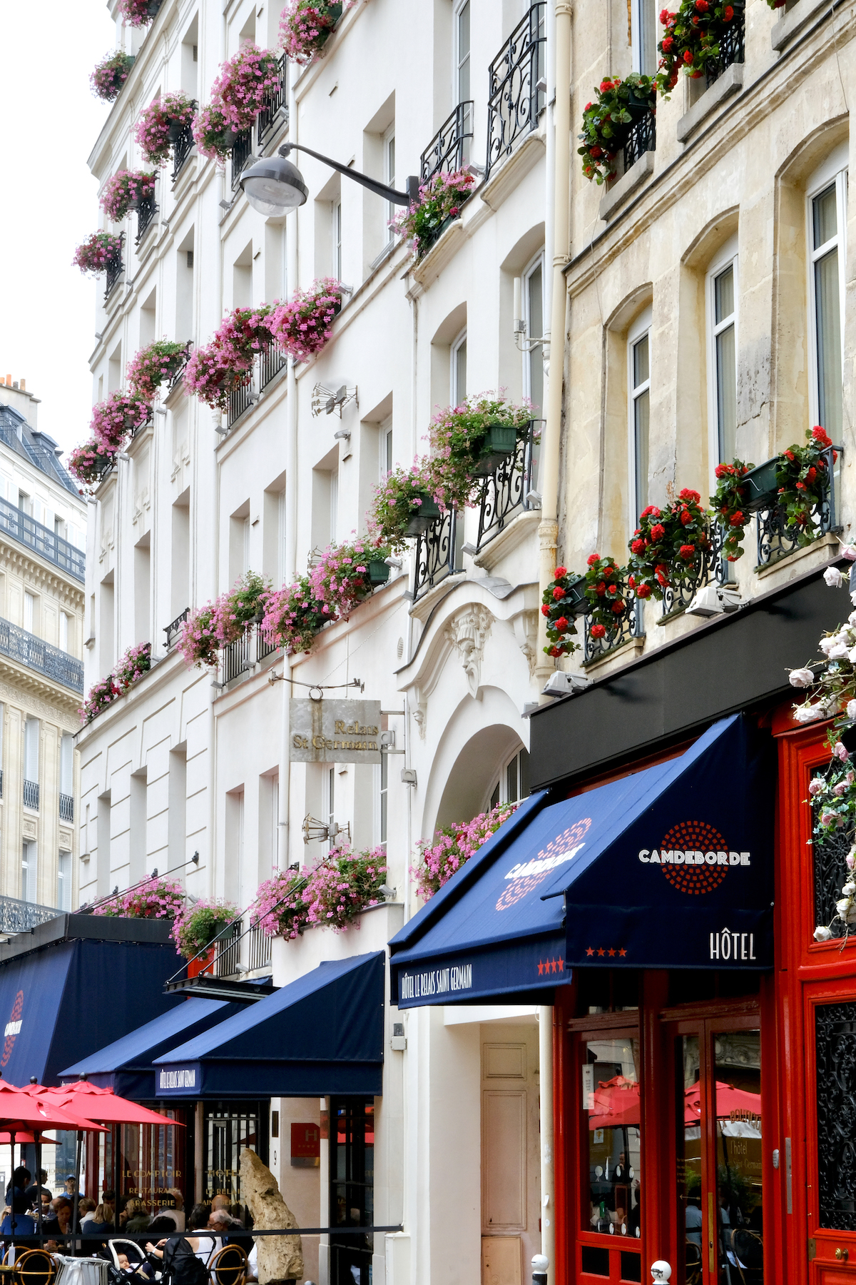 learning french in paris hotel relais saint germain