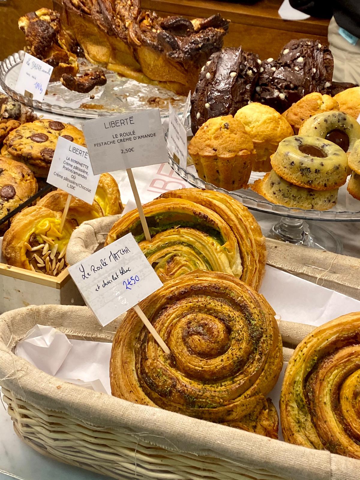 liberté boulangerie paris