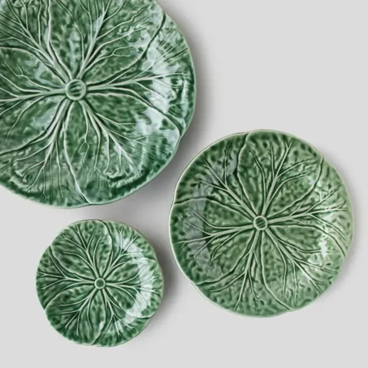 monoprix wedgewood majolica copy plates