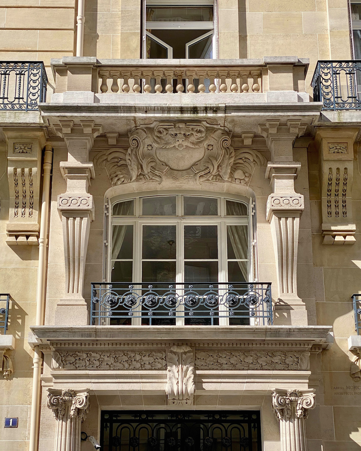 five friday finds from france neuilly architecture detail featuring the historic houses of paris book