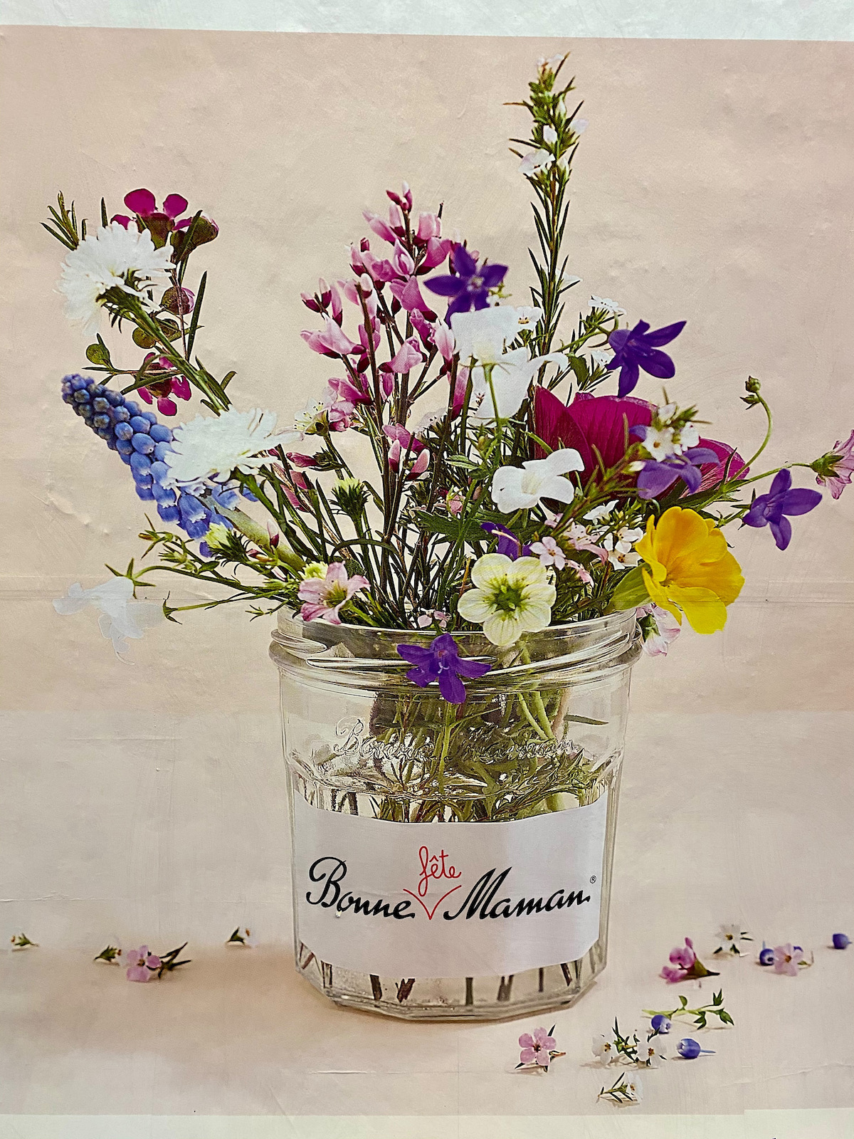 bonne maman mother's day ad