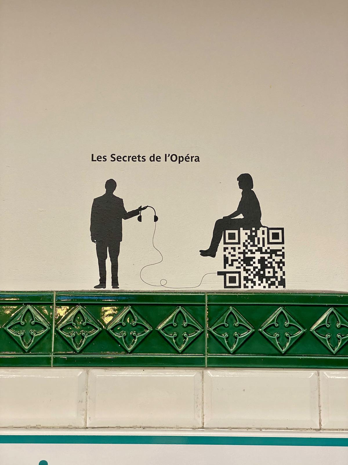 les secrets de l'opera paris