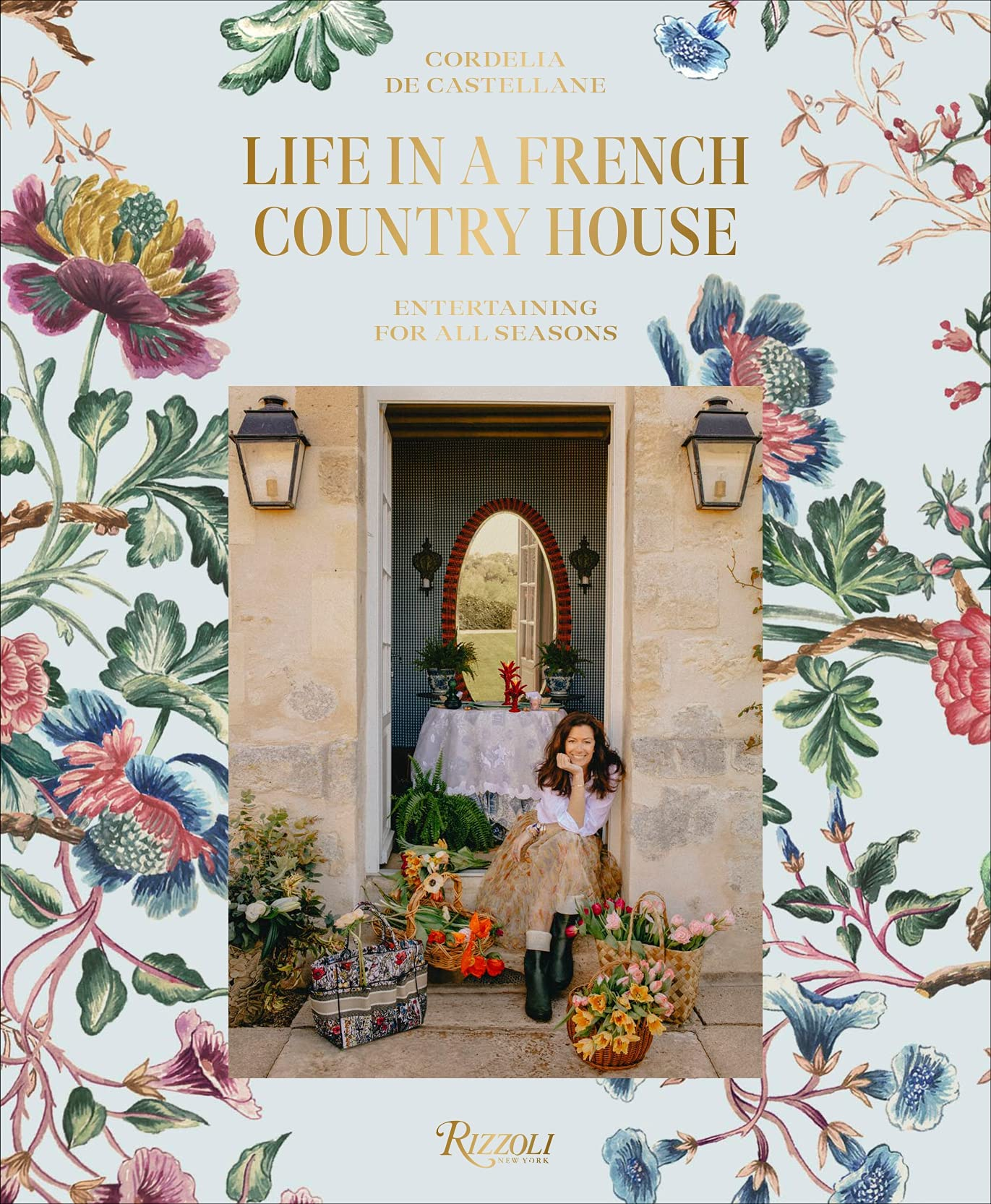 life in a french country house book