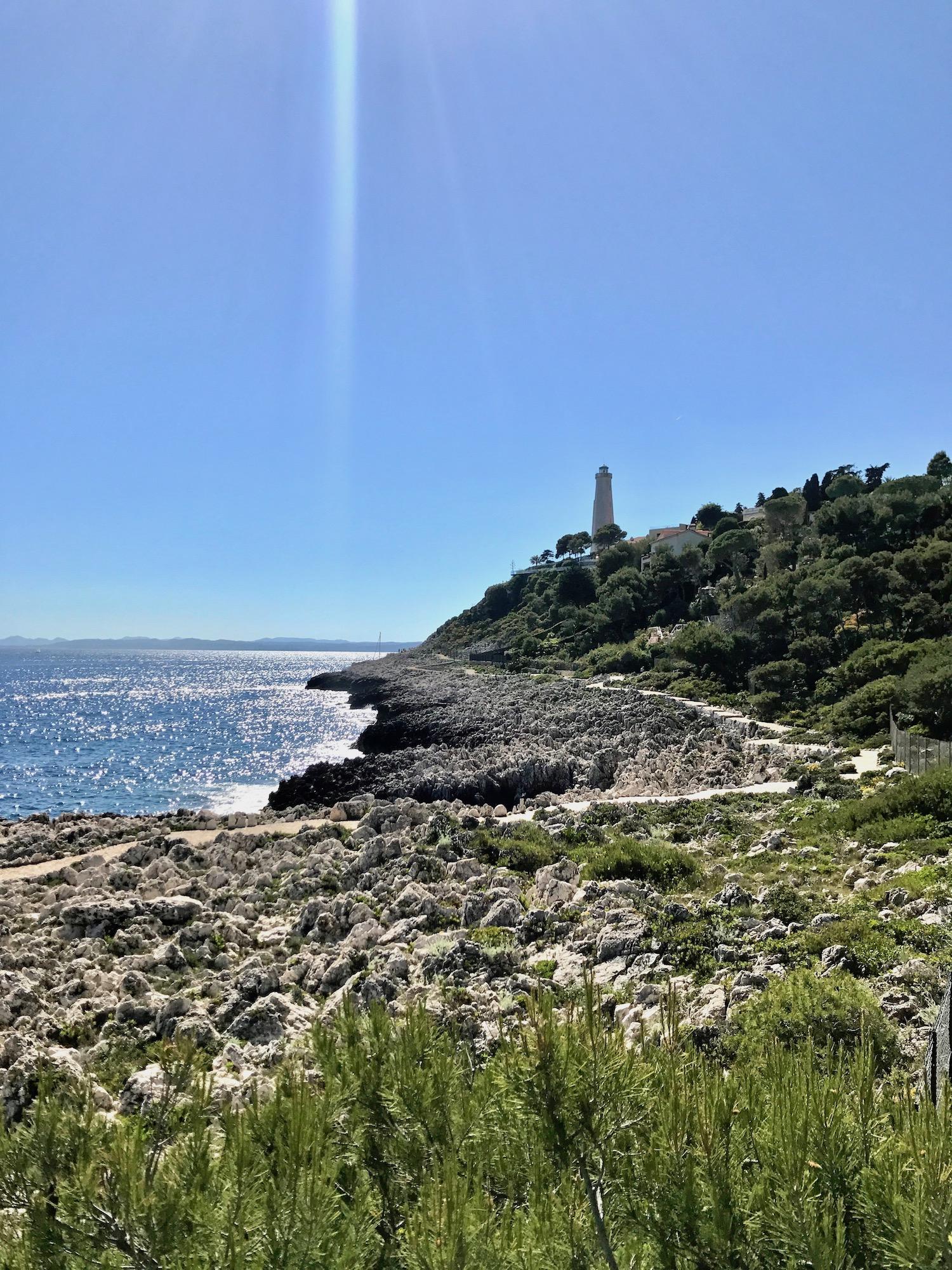 saint jean cap ferrat lighthouse