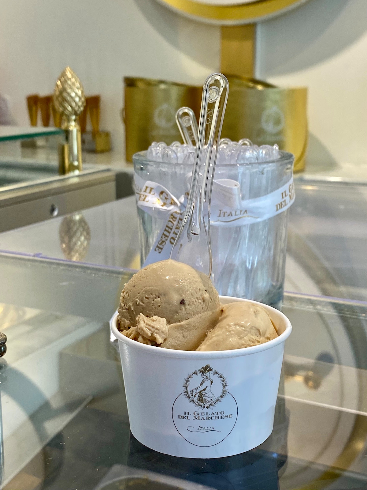 best ice cream in paris il gelato del marchese