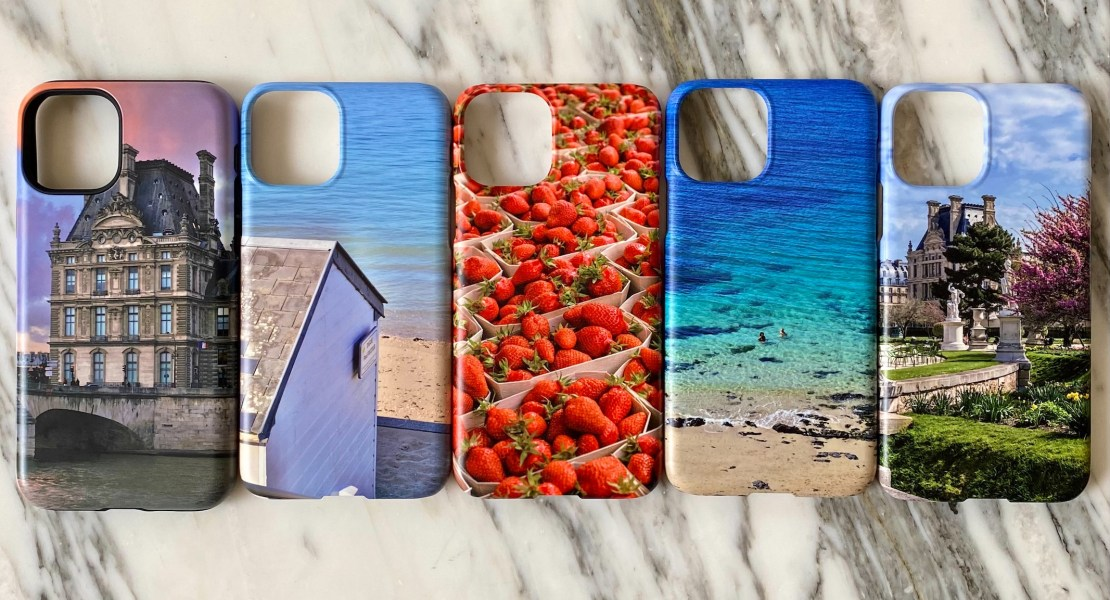 paris and normandy phone cases featured