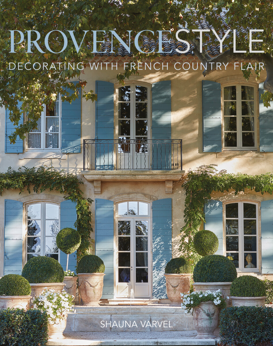 provence style book
