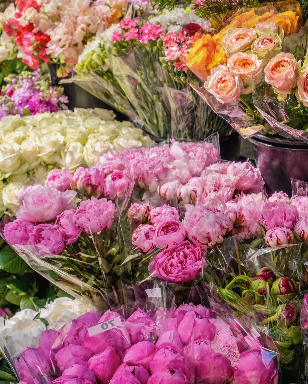 rue du bac flowers weekend links week 23