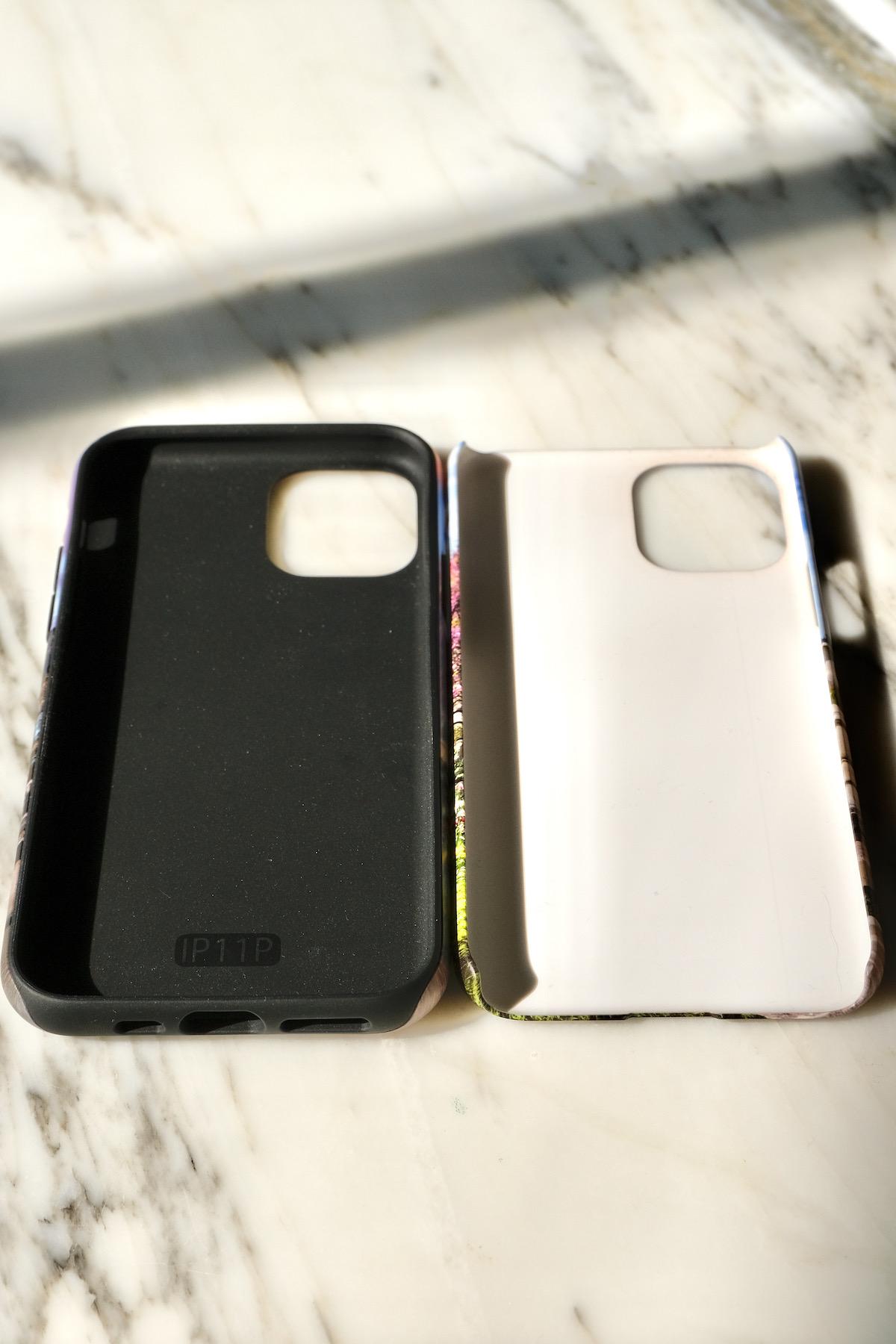 tough vs slim paris and normandy phone cases