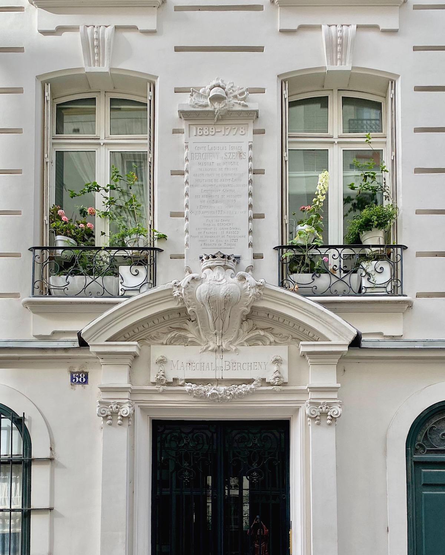 left bank facade