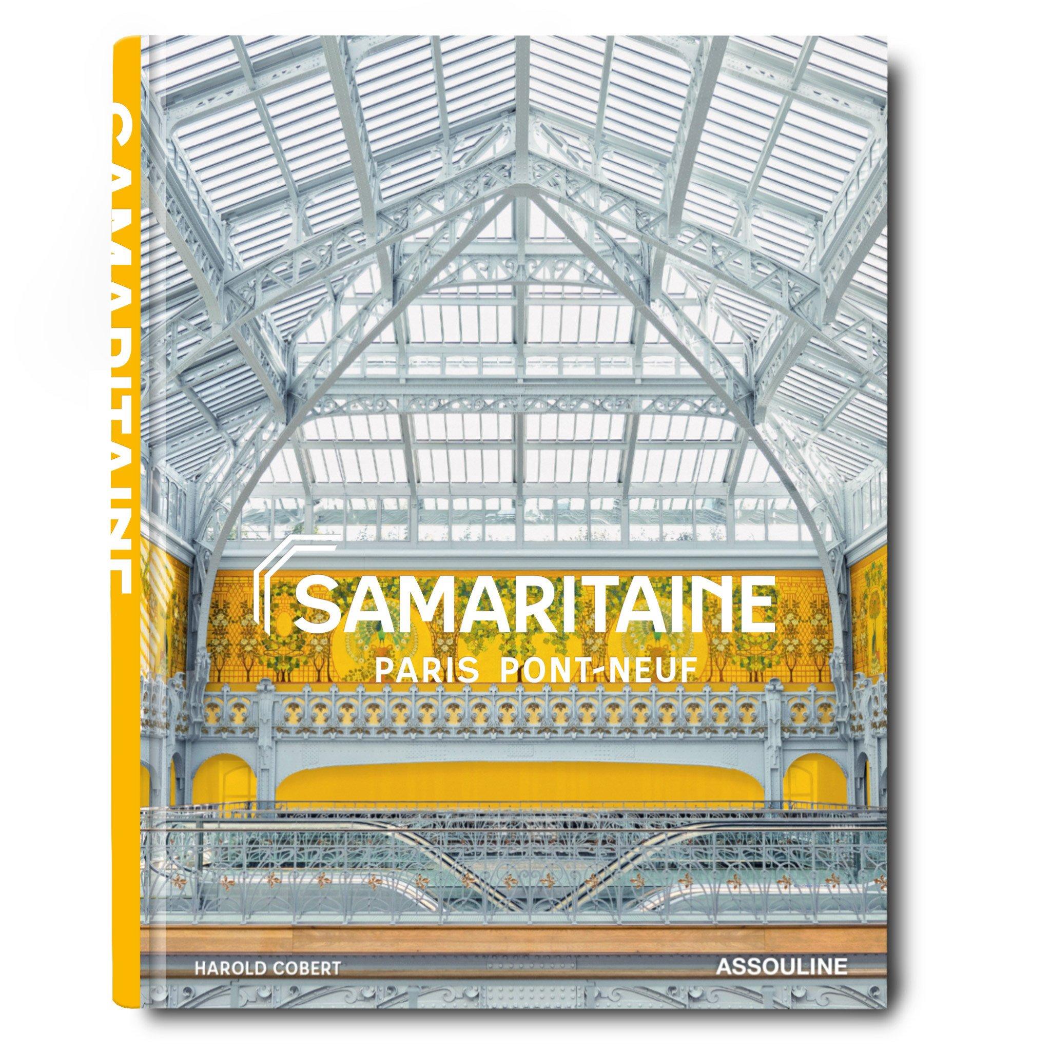 Samaritaine: Paris Pont-Neuf Book assouline