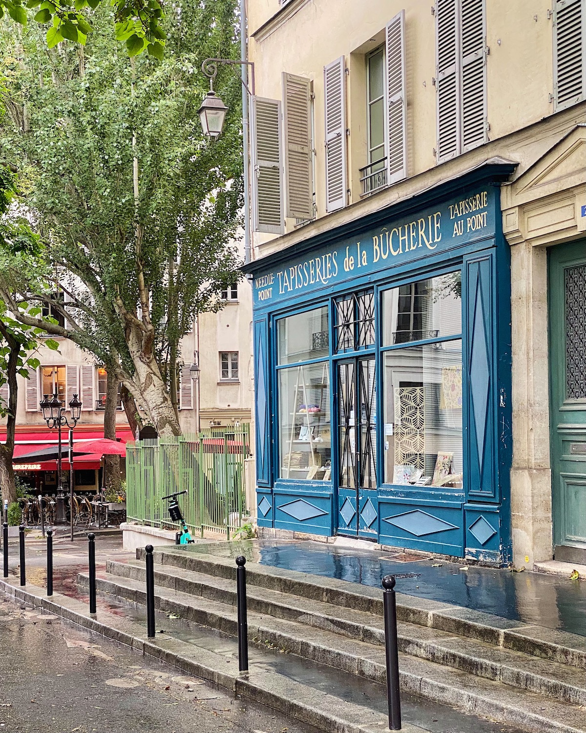 five friday finds from france features nathalie lete x anthropologie plates and where to find the strongest coffee in paris