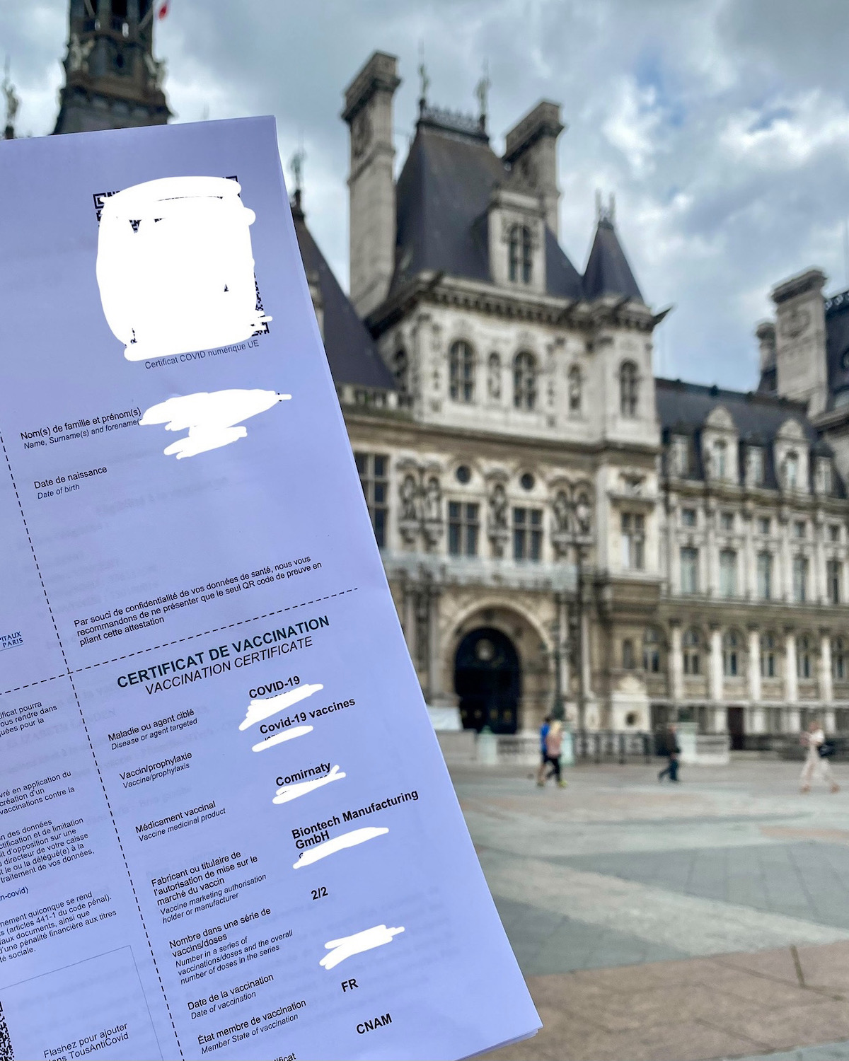 vaccinations in france update