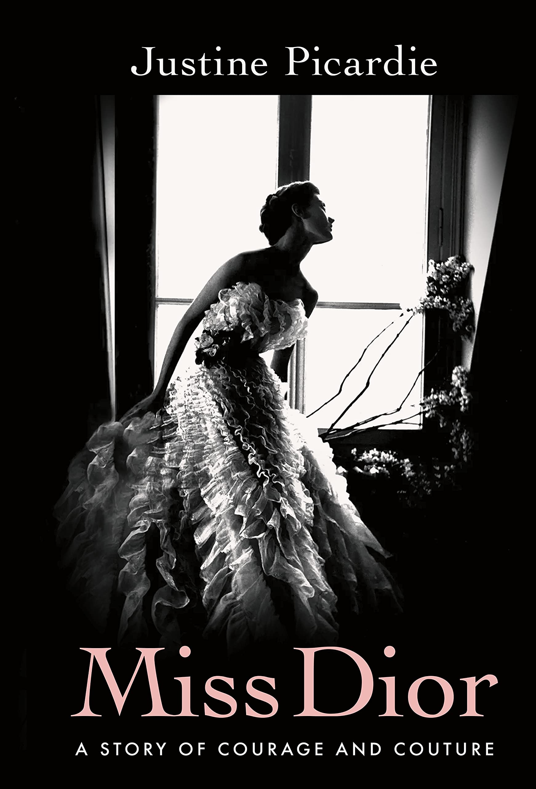 miss dior: a story of courage and couture book