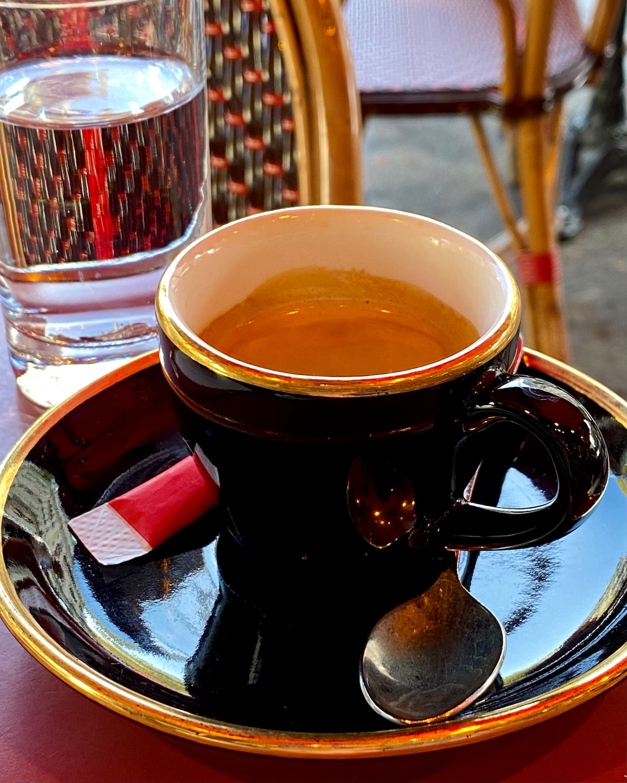 le saint germain espresso